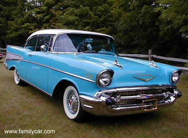 Chevrolet Bel Air Parts
