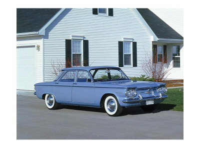 Chevrolet Corvair Parts