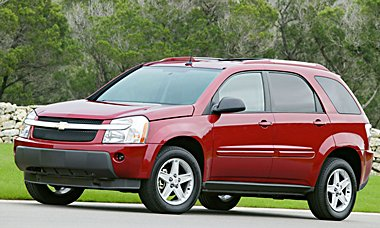 Chevy Equinox Parts  Accessories
