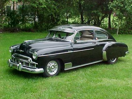 Chevy Fleetline Parts