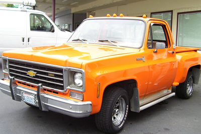 Chevy Scottsdale Parts