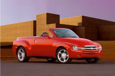Most Reliable Truck Ever >> Chevy SSR Parts | Accessories