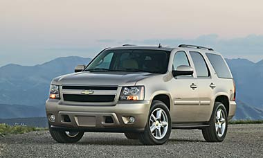 Chevy Tahoe Parts