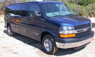 Chevy Van Parts
